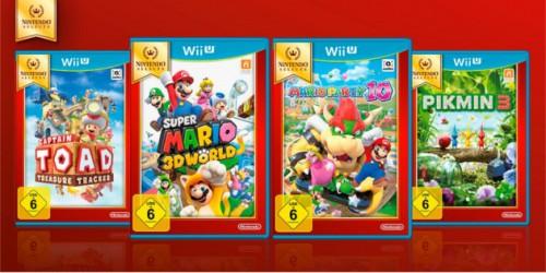 Newsbild zu My Nintendo: Neue Rabatte für aktuelle Nintendo Select-Spiele