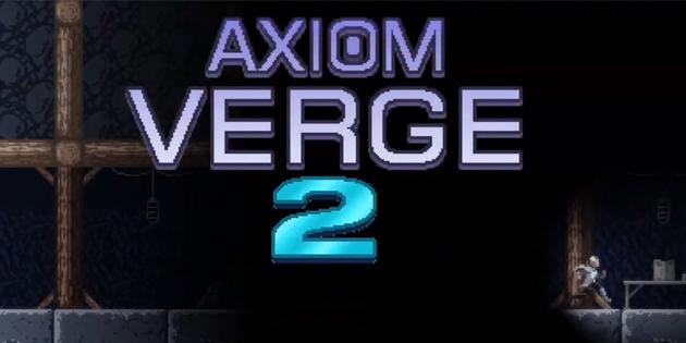 Newsbild zu Indie-Hit Axiom Verge bekommt nächsten Herbst einen Nachfolger für Nintendo Switch