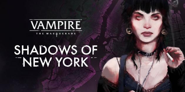 Newsbild zu Vampire: The Masquerade - Shadows of New York für die Nintendo Switch angekündigt