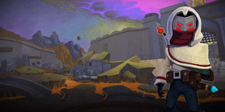 Newsbild zu 3D-RPG Hindsight 20/20 - Wrath of the Raakshasa erscheint im September für Nintendo Switch