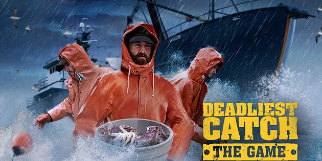 Newsbild zu Werft die Netze aus – Deadliest Catch: The Game erscheint im Winter auf der Nintendo Switch