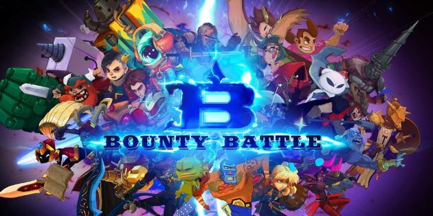 Newsbild zu Indie-Brawler Bounty Battle erscheint im Juli für die Nintendo Switch
