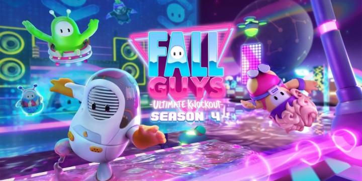 Newsbild zu Neues Update für Fall Guys: Ultimate Knockout läutet Saison 4.5 ein – Neue Spiele, Varianten und Verbesserungen angekündigt