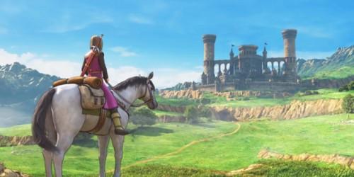 """Newsbild zu Von 8-bit bis HD: Der """"Evolution History""""-Trailer zeigt die Entwicklung von Dragon Quest der letzten 30 Jahre"""