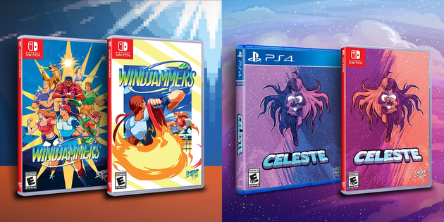 Newsbild zu Limited Run Games kündigt physische Versionen von Celeste und Windjammers an