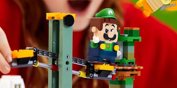 Newsbild zu LEGO Luigi eilt ab dem Sommer seinem Bruder zur Hilfe