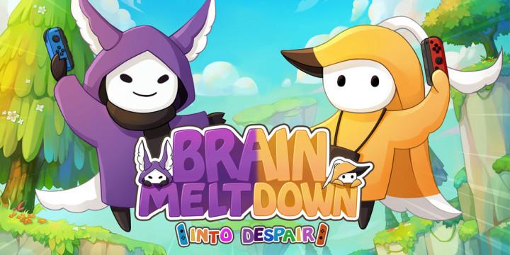Newsbild zu Zwei Charaktere, ein Spieler: Brain Meltdown - Into Despair erscheint diesen Oktober