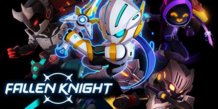 Newsbild zu Nintendo Switch-Fassung von Fallen Knight erscheint später im Jahr