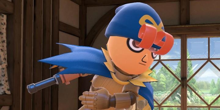 Newsbild zu Geno, Tifa und weitere Mii-Kostüme für Super Smash Bros. Ultimate angekündigt