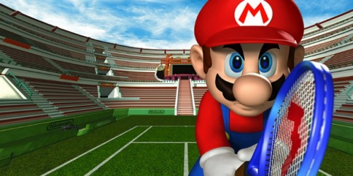 Newsbild zu Virtual Console-Spieletest: Mario Power Tennis