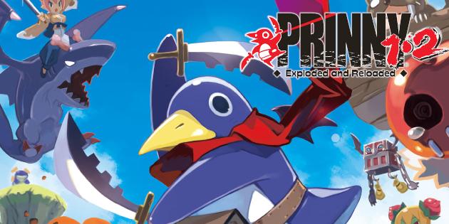 Newsbild zu Veröffentlichungsdatum von Prinny 1/2: Exploded and Reloaded enthüllt