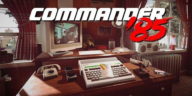 Newsbild zu Commander '85 für Nintendo Switch angekündigt