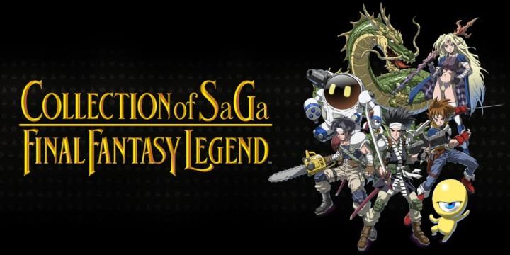 Newsbild zu Square Enix enthüllt neuen Trailer zu Collection of SaGa Final Fantasy Legend