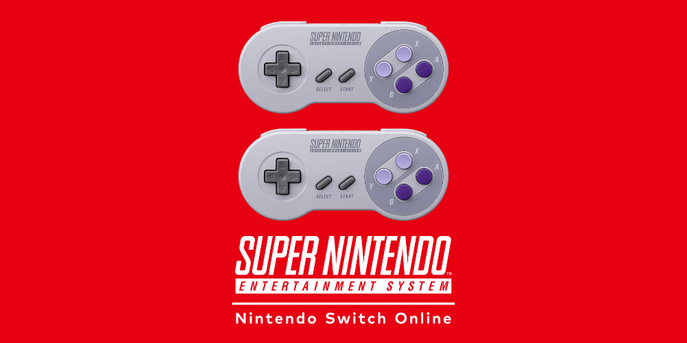 Nintendo Switch Online: SNES