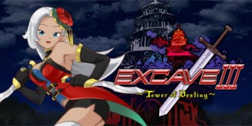 Newsbild zu 3DS eShop-Spieletest: Excave III: Tower of Destiny