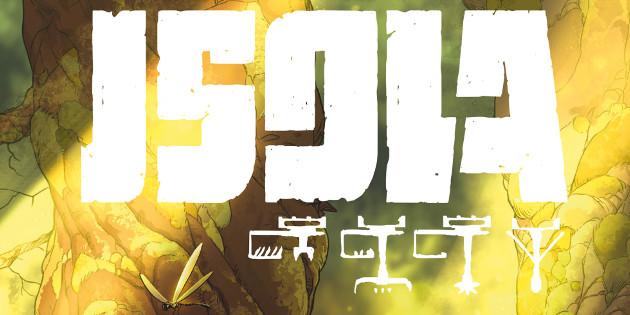 Newsbild zu Comic-Rezension: Isola – Band Eins