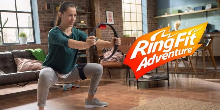 Newsbild zu Hori veröffentlicht Trainingsmatte zu Ring Fit Adventure