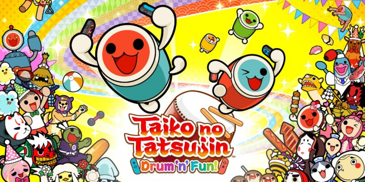 Newsbild zu Taiko no Tatsujin: Drum 'n' Fun! – Neue DLC-Songs angekündigt und kostenloses Update bringt eSports Tournament-Modus