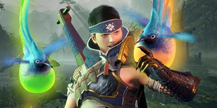 Newsbild zu Deutschland: Monster Hunter Rise verpasst knapp die Spitze der Videospielcharts im März