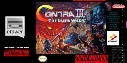 Newsbild zu SNES-Themenwoche // Contra III: The Alien Wars – unsere Meinungen, Erfahrungen und Wünsche
