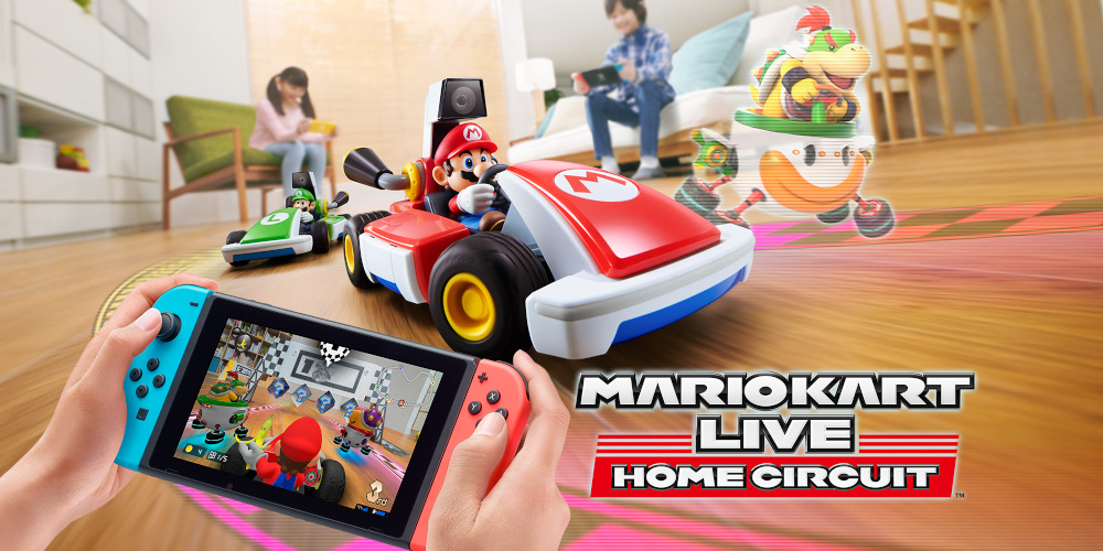 Mario Kart Live: Home Circuit - HD Artwork