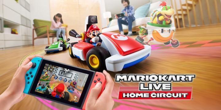 Newsbild zu Mario Kart Live: Home Circuit – Regenbogenstrecke aus dem 3D-Drucker ermöglicht einmaliges Fahrerlebnis