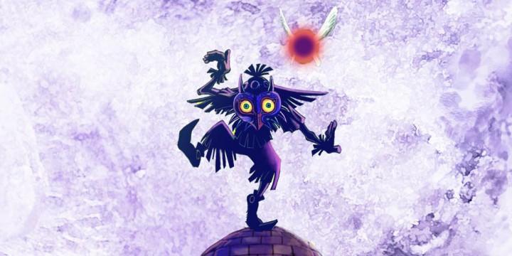 Newsbild zu Unser Metal-Cover zu Stone Tower Temple aus The Legend of Zelda: Majora's Mask