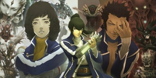 Newsbild zu 3DS eShop-Spieletest: Shin Megami Tensei IV