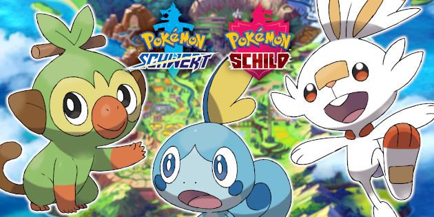 Newsbild zu Schnappt euch jetzt mit Pokémon HOME die drei Galar-Starter-Pokémon mit ihren Versteckten Fähigkeiten