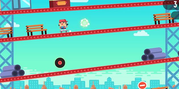 Newsbild zu Nintendo Switch-Spieletest: Tap Skaters