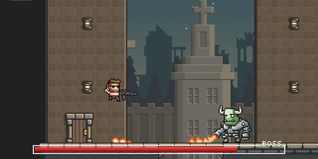 Newsbild zu Platformer Random Heroes: Gold Edition ab sofort für die Nintendo Switch erhältlich
