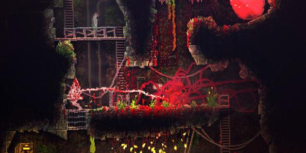 Newsbild zu Sei das Monster: Carrion erscheint noch diesen Sommer für die Nintendo Switch