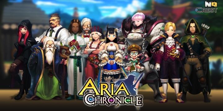 Newsbild zu Aria Chronicle: Das Fantasy-Rollenspiel soll noch in diesem Jahr für die Nintendo Switch erscheinen