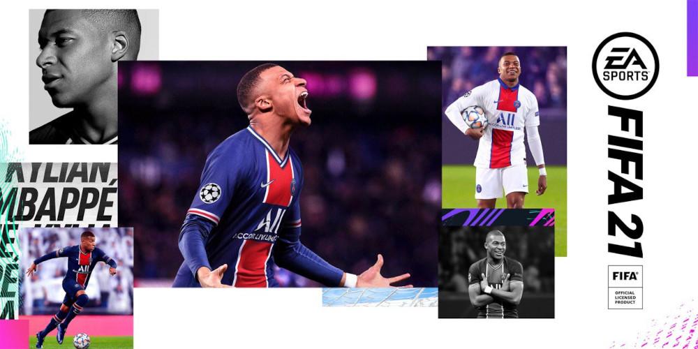 FIFA 21 - Mainart