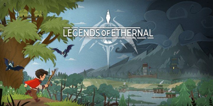 Newsbild zu Das Action-Adventure Legends of Ethernal erscheint bereits am 30. Oktober für die Nintendo Switch