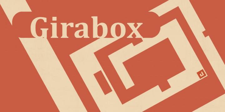 Newsbild zu Wo die Schwerkraft hinfällt: Lasst im Puzzle-Spiel Girabox ab dieser Woche die Welt auf dem Kopf stehen