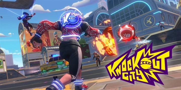Newsbild zu Nintendo liefert Hinweise auf eine Handelsversion von Knockout City
