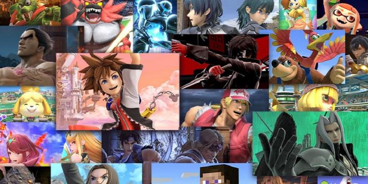 Newsbild zu Welche Neuzugänge für Super Smash Bros. Ultimate gefallen euch am besten? – Eine Chronologie aller Ankündigungen
