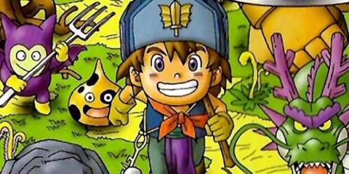 Newsbild zu Square Enix zeigt Bilder und Werbung zu Dragon Quest Monsters 2: Iru and Luca's Marvelous Mysterious Key