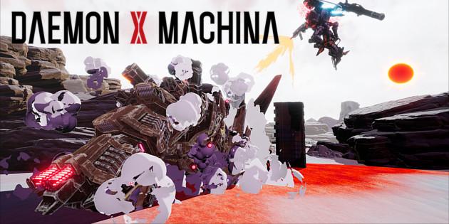 Newsbild zu Daemon X Machina: Kollaborations-DLC mit Eureka Seven in Japan erschienen