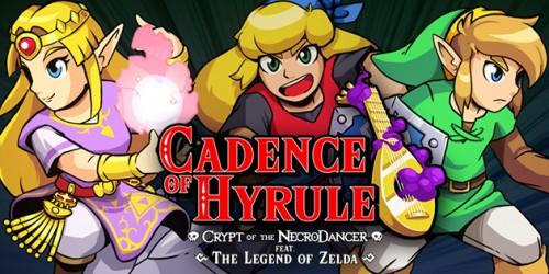 Newsbild zu Nintendo veröffentlicht Trailer mit Pressestimmen zu Cadence of Hyrule