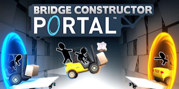 Newsbild zu Limited Edition zu Bridge Constructor Portal angekündigt