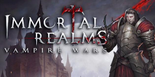Newsbild zu Immortal Realms: Vampire Wars erscheint noch im Frühjahr für Nintendo Switch – Trailer und Gameplay-Material ermöglichen ersten Eindruck