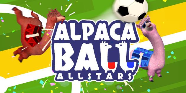 Newsbild zu Alpaca Ball: Allstars bringt verrückten Fußballspaß auf die Nintendo Switch