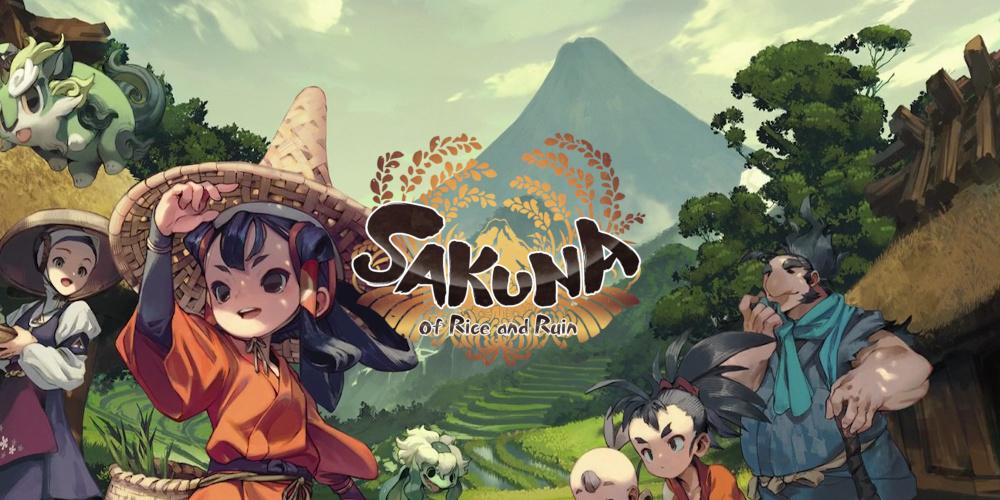 Sakuna: Of Rice and Ruin