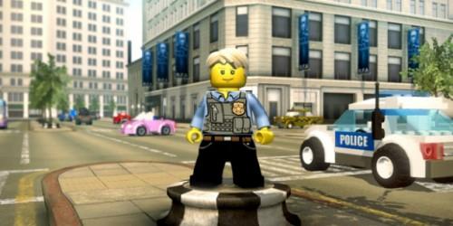 Newsbild zu 3DS- und Wii U-Versionen von LEGO City Undercover im Videovergleich
