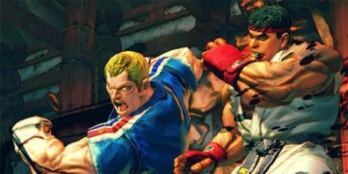 Newsbild zu Weiterhin kein Street Fighter für Wii U geplant