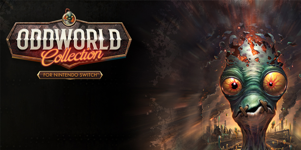 Oddworld Collection announced: the collection arrives on Nintendo Switch in May