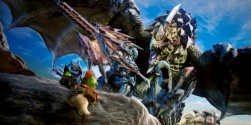 Newsbild zu Capcom äußert sich zur Lokalisierung von Monster Hunter-Spielen