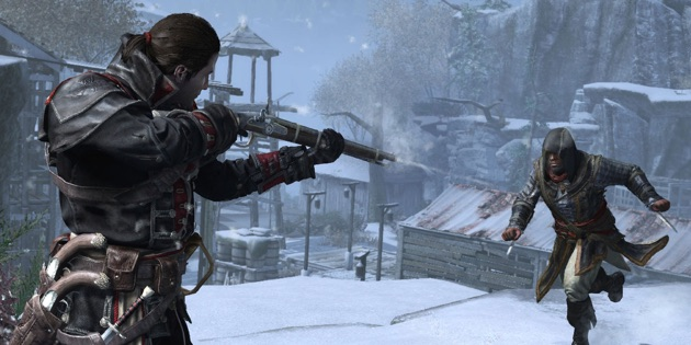 Newsbild zu Nintendo Switch-Spieletest: Assassin's Creed: The Rebel Collection